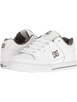 Dc mens pure action sports shoe + FREE