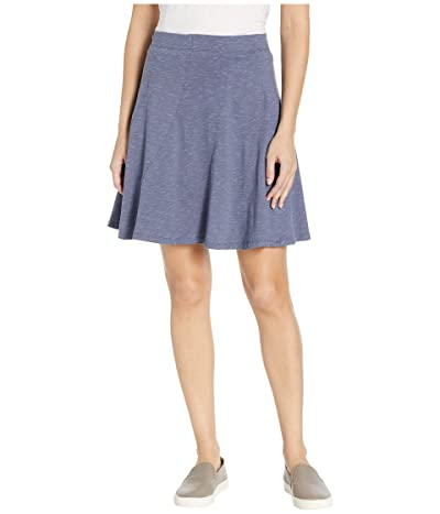Toad&Co Chachacha Skirt (Blue Shadow) Women