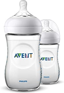 Philips Avent Biberón Natural SCF033/27 - Pack de dos