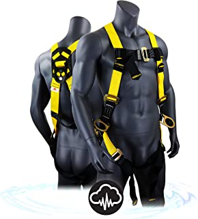 lift safety harness