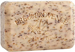 Pre de Provence Artisanal French Soap Bar Enriched with Shea Butter, Herbs of Provence, 250 Gram