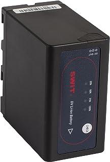 SWIT S-8972 DVバッテリー SONY NP-F970互換 残量チェッカー/DC出力付き