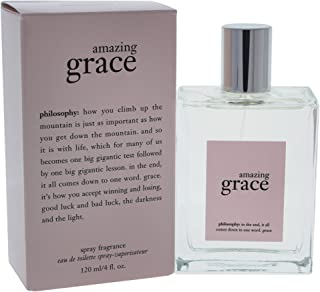 Philosophy Amazing Grace 4.0 oz Eau de Toilette Spray