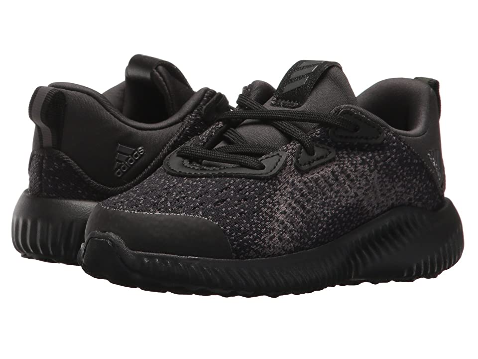 adidas Kids Alphabounce EM (Toddler) (Black/Night/Carbon) Kids Shoes