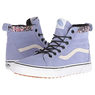 Vans Kids SK8-Hi MTE (Little Kid/Big Kid) ((MTE) Toggle Lace/Lavender Lustre) Girls Shoes