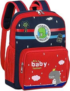 Mochilas para niños, Mochila para niños de Gran Capacidad para bebés de 3 a 6 años, niños, niñas, Mochila de Dinosaurios p...