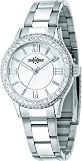Chronostar R3753242506 Princess Year Round Analog Quartz Silver Watch