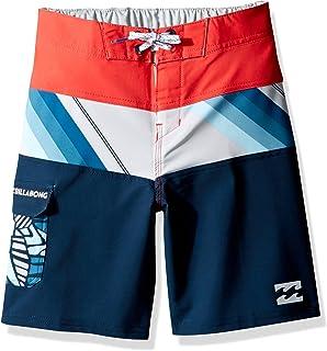 Billabong Boys ' Tribong X Boardshort US サイズ: 30 カラー: ブルー