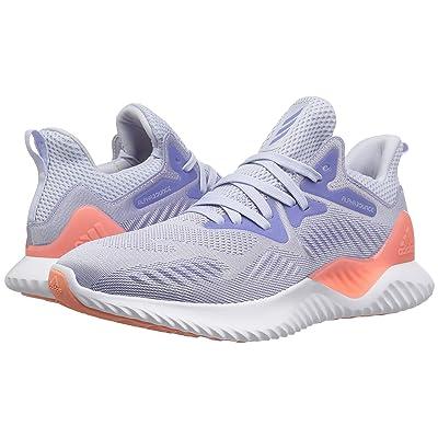 adidas Kids Alphabounce Beyond (Big Kid) (Aero Blue/Chalk Purple/White) Girls Shoes