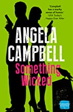 Something Wicked (The Psychic Detective, Book 2) (The Psychic Detectives Series) (English Edition)