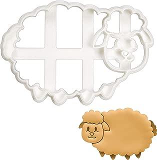 Sheep Body cookie cutter, 1 piece - Bakerlogy