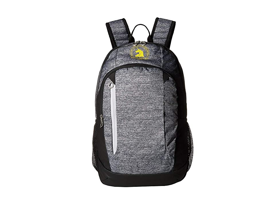 d6238febcf5 adidas BAA Mission II Backpack (Onix Jersey Black Equipment Yellow White)