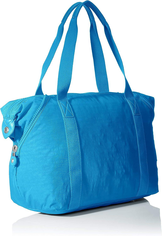 Kipling Art Nc, Cartables Bleu (Methyl Blue Nc)