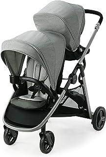 Graco Ready2Grow LX 2.0 Double Stroller, Clark