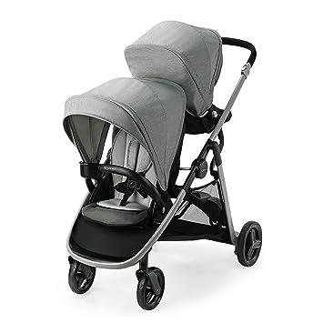 Graco Ready2Grow LX 2.0 Double Stroller, Clark: image