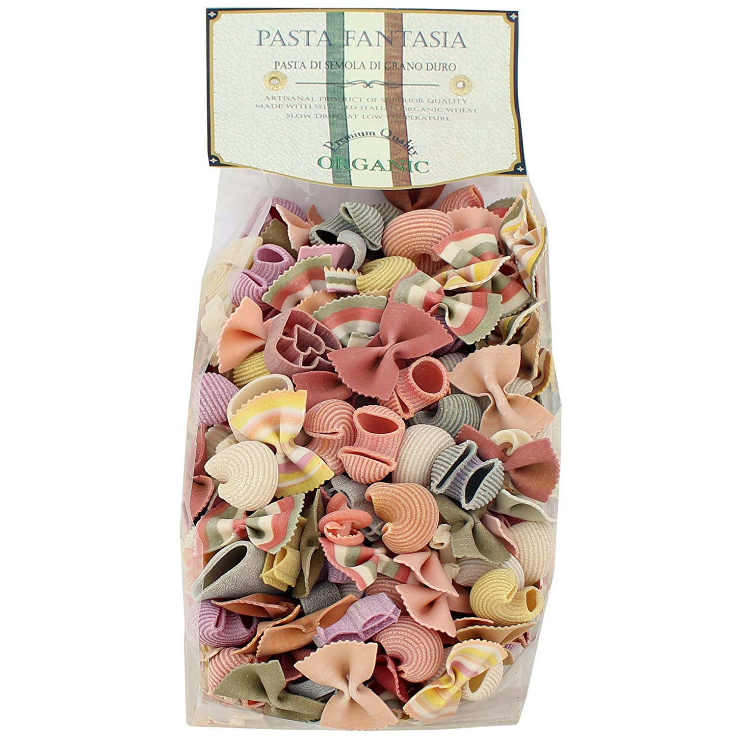 Italian Pasta Fantasia quality assurance All items free shipping Colored Monnezza Verdure Past Leftovers