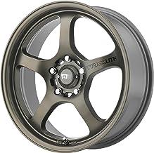 "Motegi Racing MR131 Traklite Bronze Wheel (18x8""/5x100mm, +45mm offset)"
