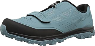 Pearl iZUMi Men's X-ALP Elevate Cycling Shoe, Arctic/Black, 41.0 M EU (7.7 US)