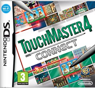 Touchmaster 4 Connect Game DS