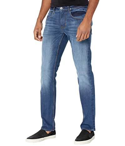 Hudson Jeans Byron Five-Pocket Straight Zip Fly in Elston (Elston) Men