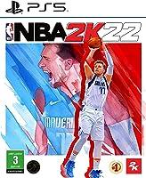 لعبة ان بي ايه 2K22 الاصدار العادي (حصري أمازون) (PS5) - نسخة المملكة العربية السعودية.