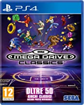 SEGA Megadrive Classics - PlayStation 4