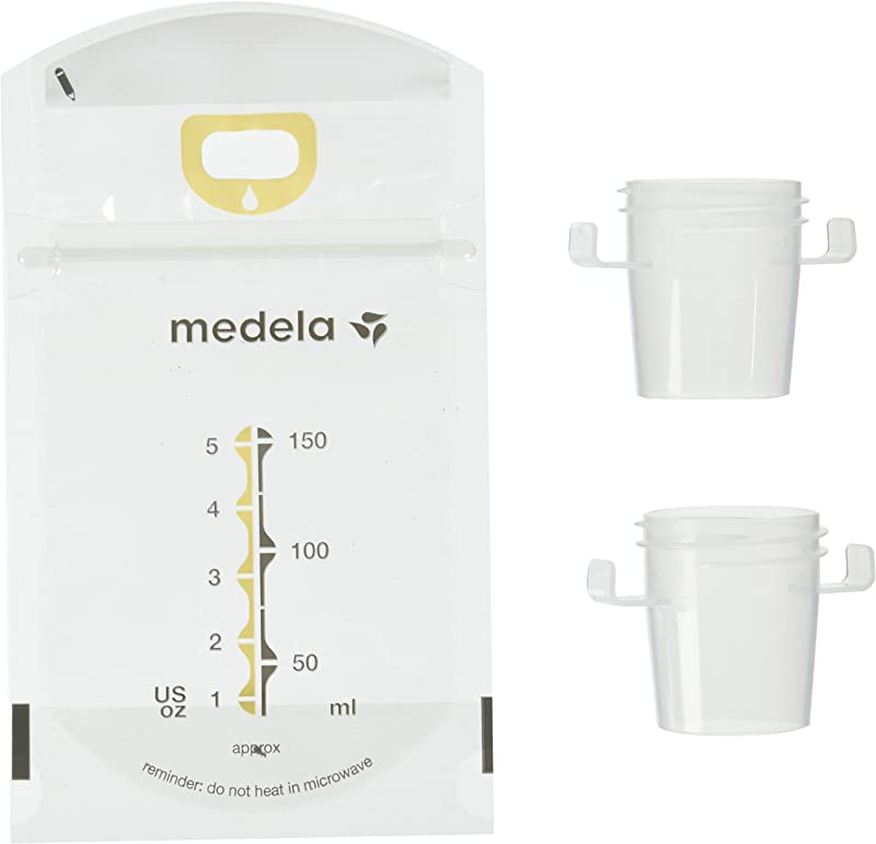 Medela Pump And Save Breastmilk Bags 100 Count