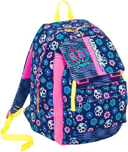 servicio de primera clase Backpack expandable Seven Seven Seven Mexi Girl azul  hasta un 60% de descuento