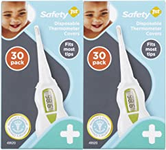 Safety 1st Disposable Digital Thermometer Covers - 30 ct - 2 pk