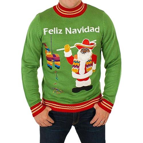 3x Ugly Christmas Sweater.Men S 3x Ugly Christmas Sweater Amazon Com
