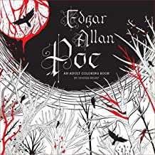 Edgar Allan Poe: An Adult Coloring Book PDF