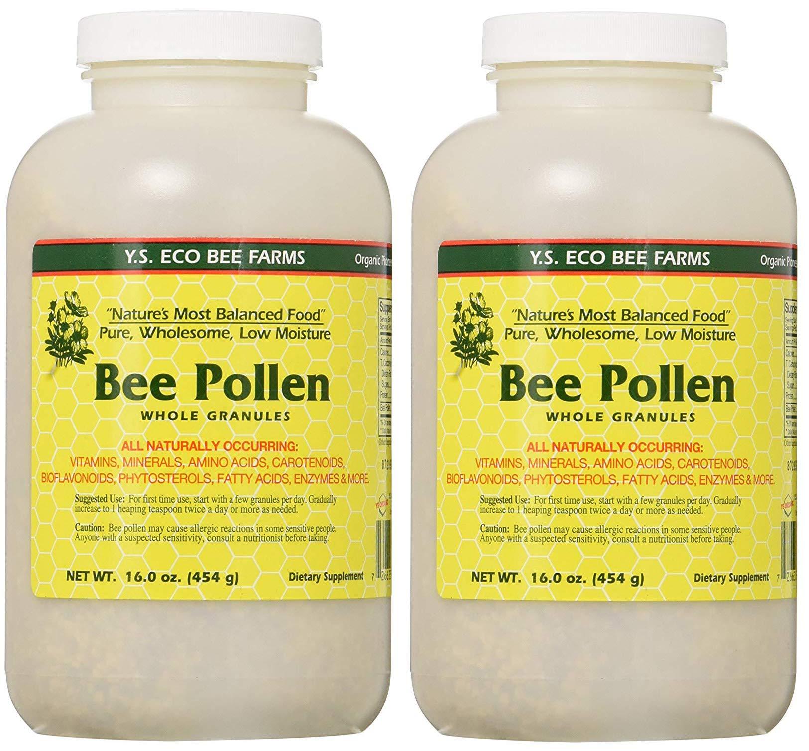 Bee Pollen Moisture Granulars Granular