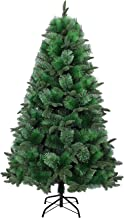 Gifts 4 All Occasions Limited SHATCHI 6ft/180cm Luxury Designer Artificial Christmas Tree 5 Different Tips Xmas Home Decor...