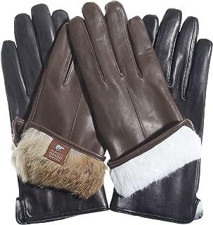 Fratelli Orsini Everyday Women's Our Bestselling Italian Rabbit Fur Gloves