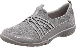 Empress Solo Mood Womens Slip On Sneakers Gray 10