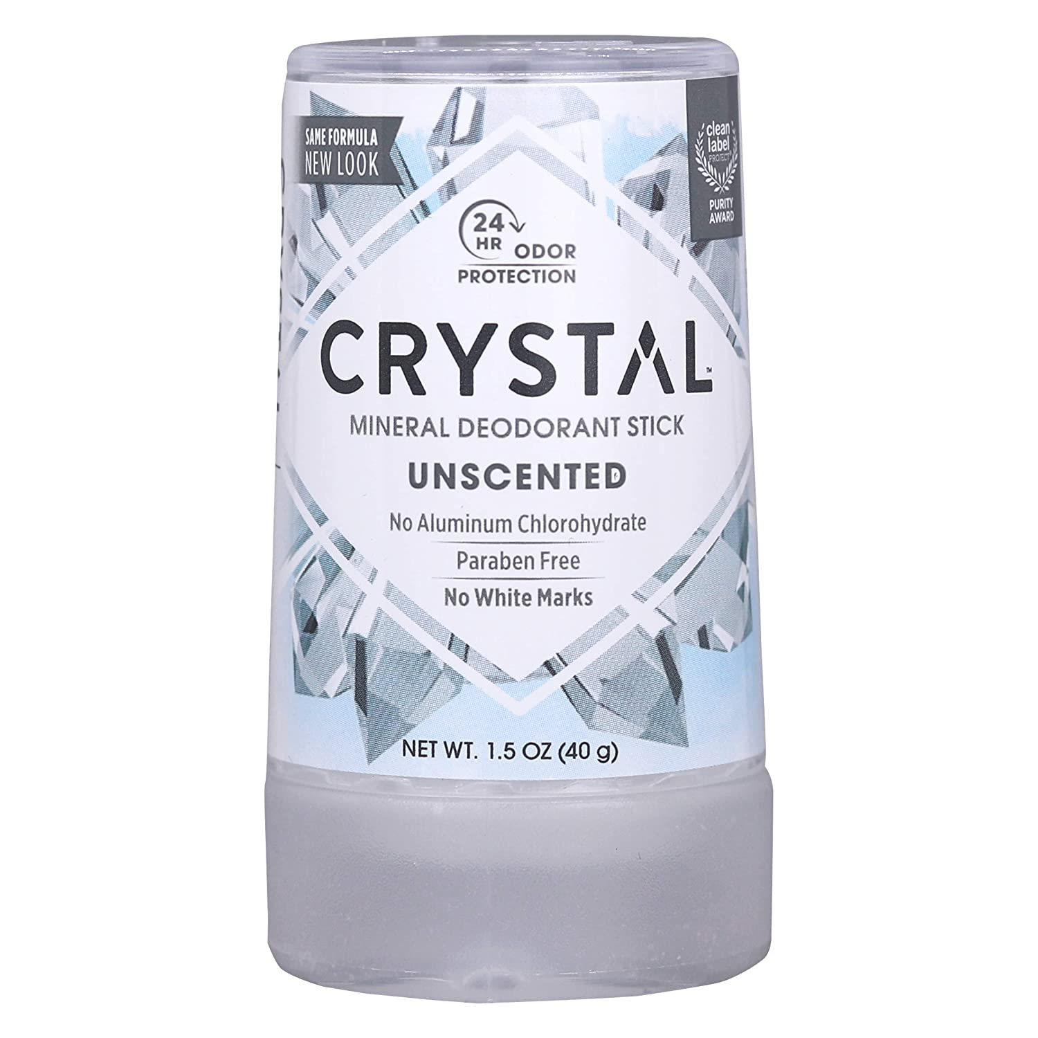 CRYSTAL Deodorant Max 82% OFF Mineral Stick Ranking TOP20 Travel Ounce 1.5