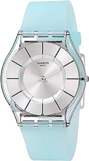 Reloj Analógico de Cuarzo Unisex con Correa de Silicona – SFK397