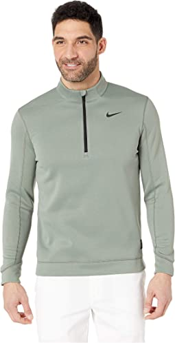 3b7dbca0 Nike therma 1 4 zip pullover | Shipped Free at Zappos