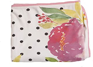 Piper Jay Premium Cotton Large Baby Swaddle Receiving Blanket Stretchy