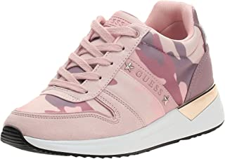 GUESS womens RAVYN2 Sneaker