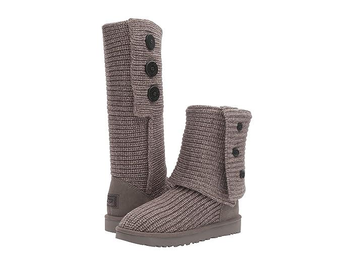 UGG  Classic Cardy II (Grey 2) Womens  Boots