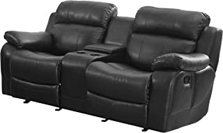 Best loveseat recliners with center console Reviews