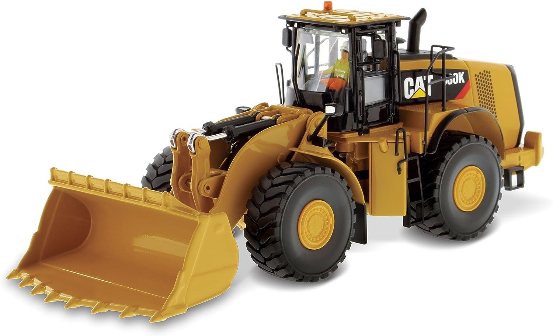 CAT 980K Radlader Rock-Konfiguration