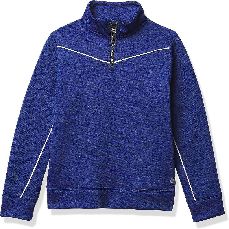 The Children's Place Boys' Half Zip Sweatshirts