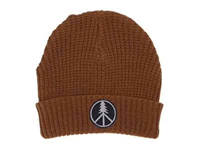 tentree Patch Beanie (Rubber) Beanies