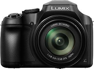 Panasonic Lumix FZ82 Cámara Puente 181 MP 1/2.3 Mos 4896 x 3672 Pixeles Negro - Cámara Digital (181 MP 4896 x 3672 Pixeles Mos 60x 4K Ultra HD Negro)