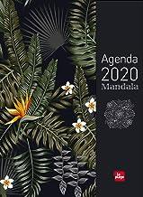 Agenda Mandala 2020 Grand Format: Amazon.es: La Plage ...