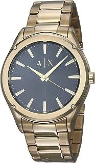 ARMANI EXCHANGE Men's Quartz Watch analog Display and Stainless Steel Strap, AX2801