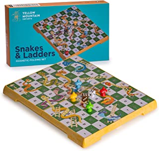 magnetic snakes and ladders set medium