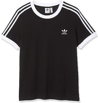 adidas 3 Str tee Camiseta, Mujer